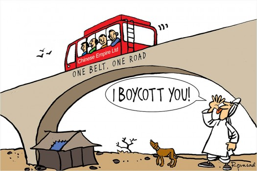 One Belt, One Road (OBOR): Latest News on One Belt, One ...