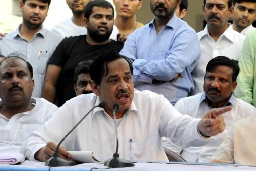 Naseemuddin Siddiqui, Expelled BSP leader
