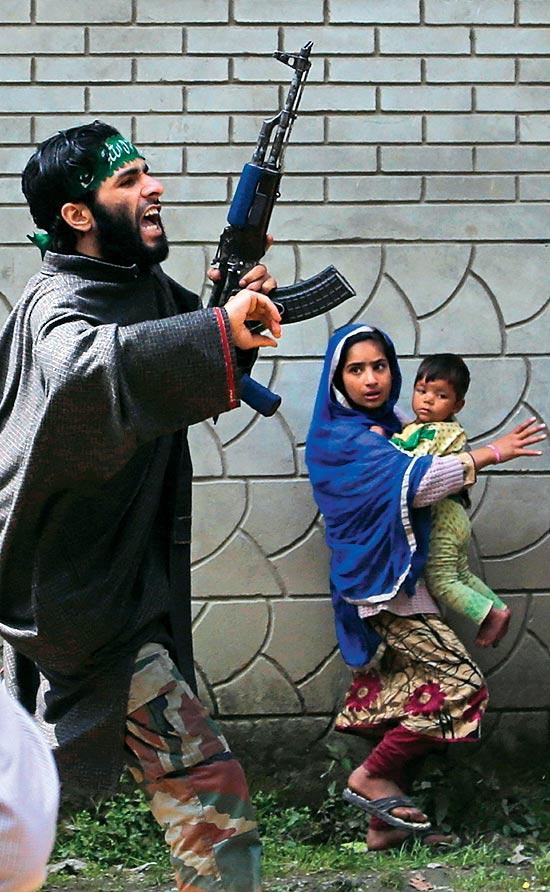Islam, Armed