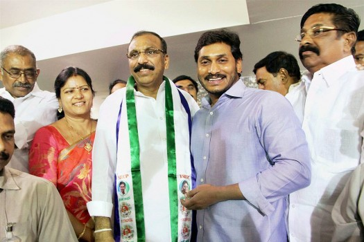 Y.S. Jagan Mohan Reddy