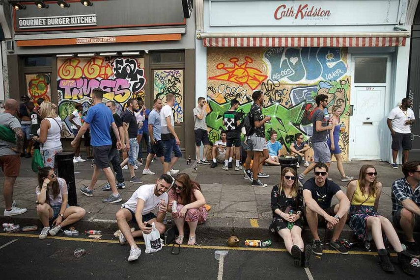 notting hill carnival essay The notting hill carnival is an annual event that has taken place in london since  1966 on the streets of notting hill, in the royal borough of kensington and.