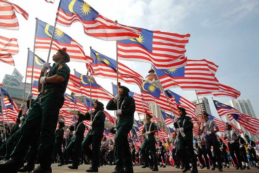 Speech about independence day in malaysia