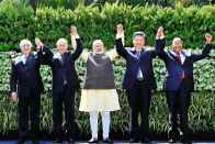 Laying BRICS On China Road