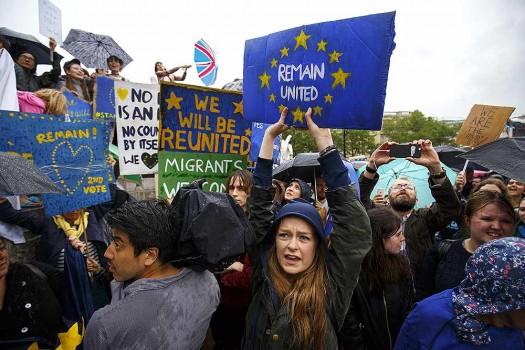 Pro-EU Demo
