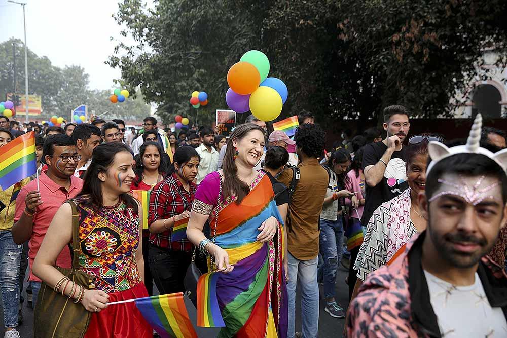 India's Top Court Recriminalizes Gay Sex