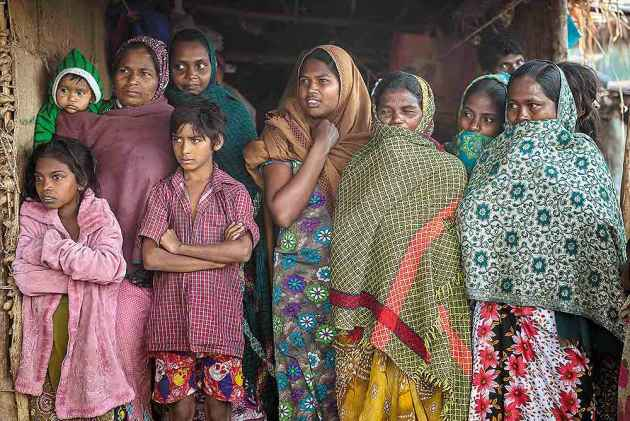 How The Adivasi Goes To Vote