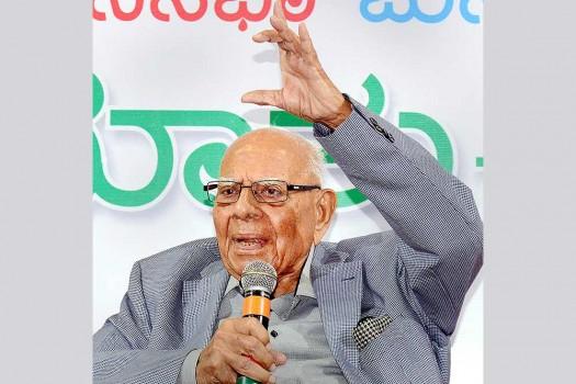 Ram Jethmalani