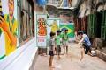 FIFA World Cup Fever In India: Gali Gali Football Shootball