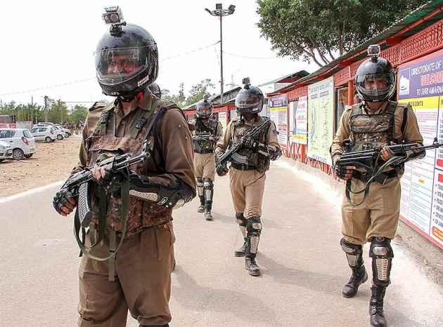 Amarnath Yatra 2018: Sacred Heights Of Security