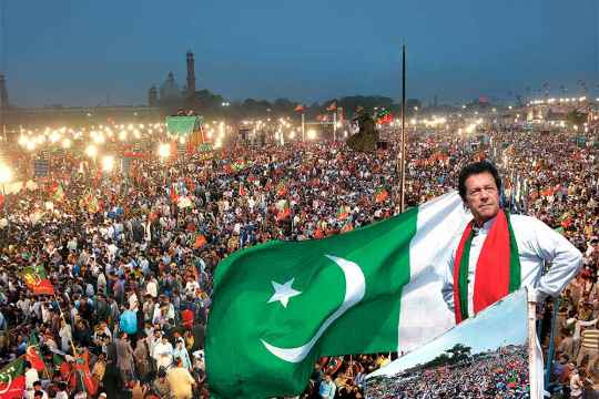 The Pathan Suits: Can Imran Khan Lay A New Path For Pakistan's Fractured Polity?
