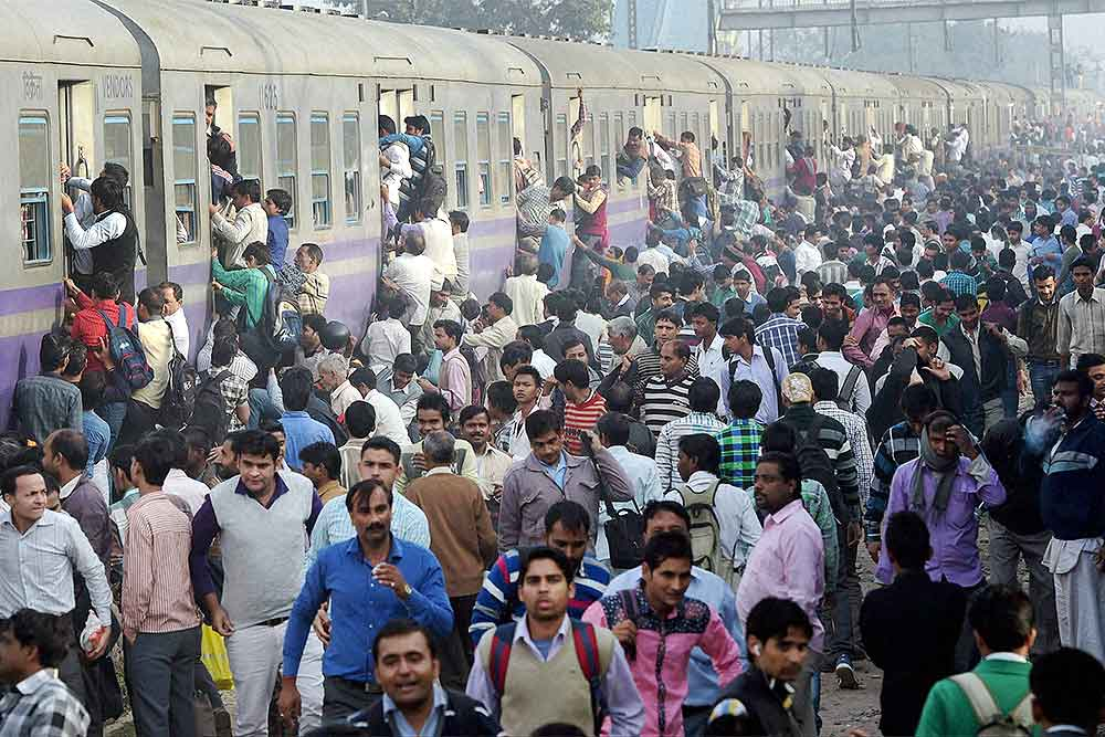 Drawn By Development, North Indians Continue To Migrate To South