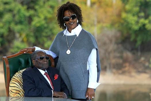 Robrt Mugabe