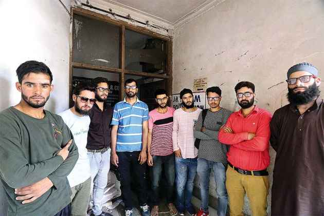 In J&K, Pellet Victims Get Together To Share Tales Of Pain And Suffering