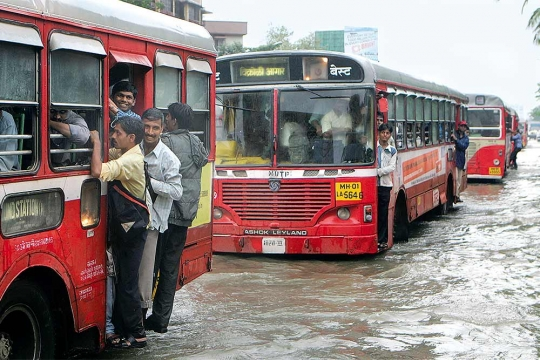 Bombay Bus Going Bust?
