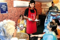 In This Calcutta Cafe, HIV Positive Adults Deliver A Strongish Brew