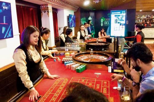 Welcome To Gangtok, The Las Vegas Of India