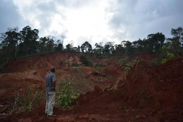 Buried Under Landslides, Coorg's Coffee Planters Peer Into Oblivion