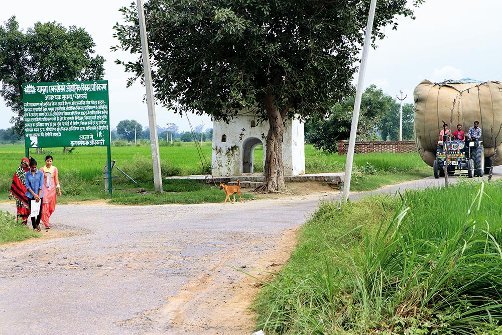 Why Villagers Are Unhappy With UP's Jewar Airport Project