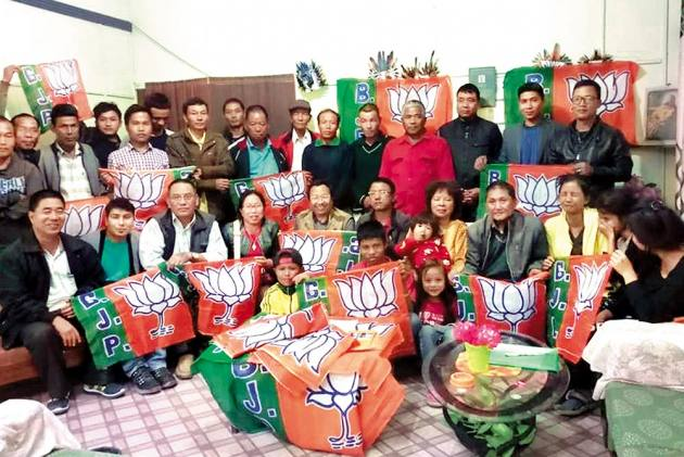 Congress Sees No Threat From BJP In Mizoram