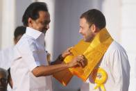 Congress-DMK Alliance: Chiefly Showing, Rush Of Temper