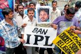 IPL Spot Fixing-Betting Scandal, 2013