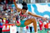 Anju Bobby George, Athletics, 2003