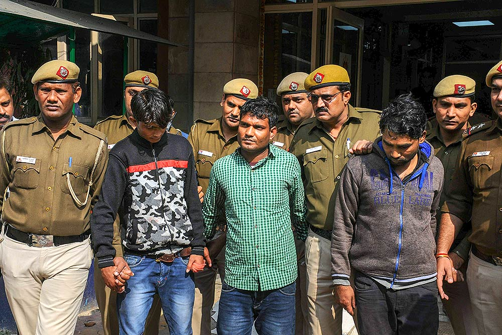 Outlook India Photo Gallery Murder