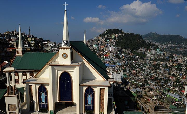 Outlook India Photo Gallery - Mizoram
