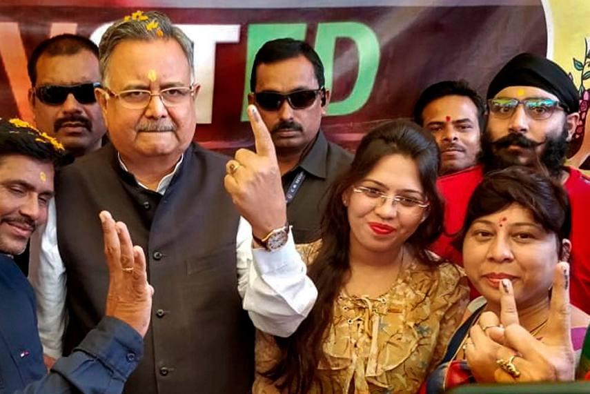 8d6375fd698 Outlook India Photogallery - Raman Singh