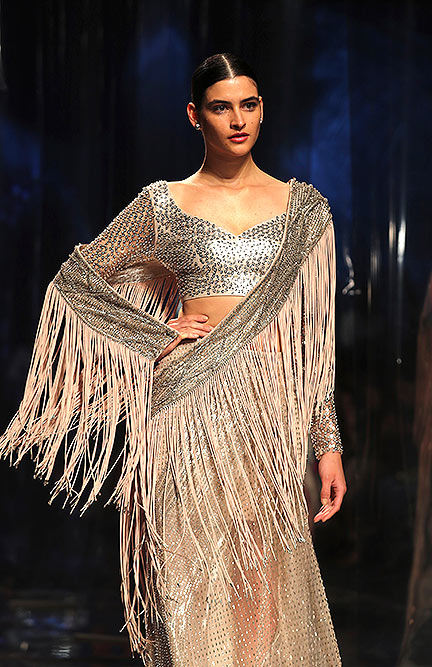 Outlook India Photo Gallery India Fashion Week