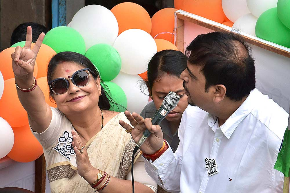 Outlook India Photo Gallery - Lok Sabha Elections 2019