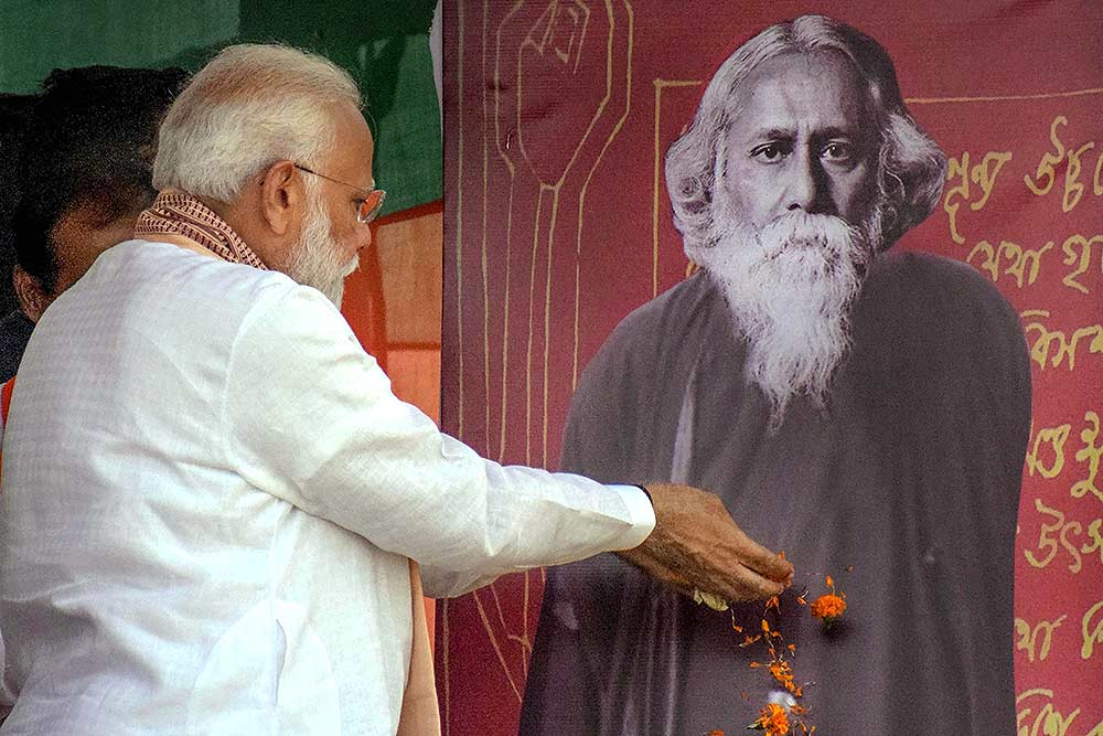 Outlook India Photo Gallery - Rabindranath Tagore