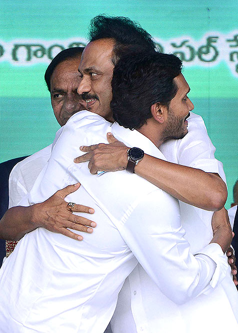 Outlook India Photo Gallery - Y S  Jagan Mohan Reddy