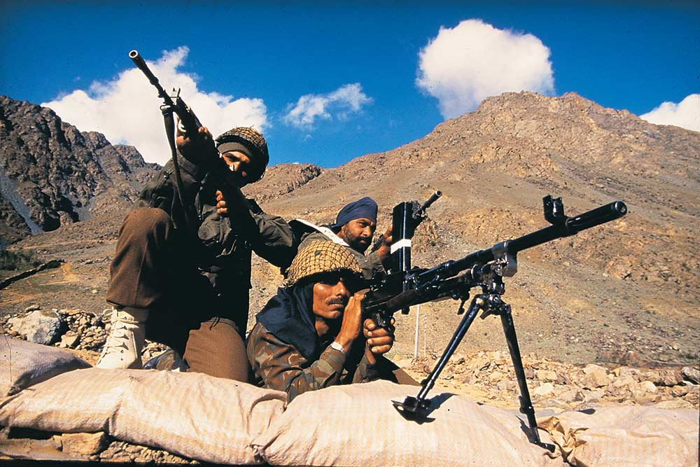 Outlook India Photo Gallery - 20 Years After Kargil War
