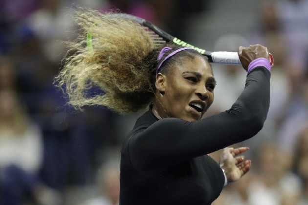 Outlook India Photo Gallery - Serena Williams Defeats Elina Svitolina, Enters US Open Final