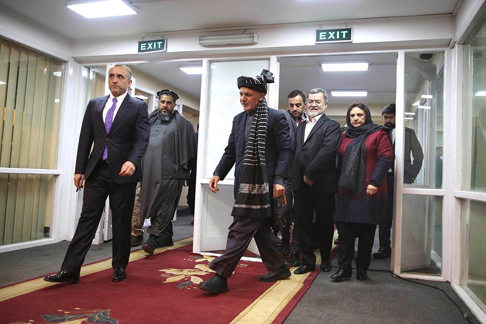 Outlook India Photo Gallery Ashraf Ghani