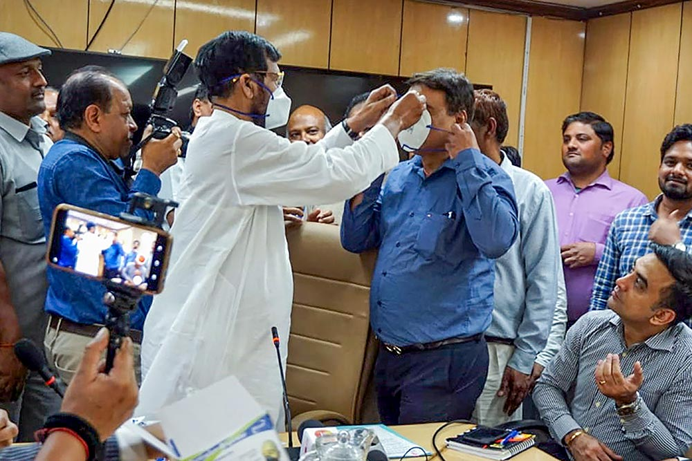 Outlook India Photo Gallery Ram Vilas Paswan