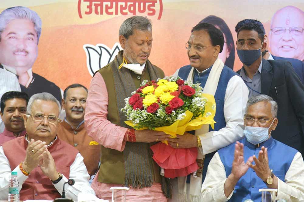 Instability In Uttarakhand's Governance: CM Tirath Singh Rawat Resigns