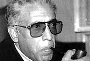 A Patriarch Of Arab Literature