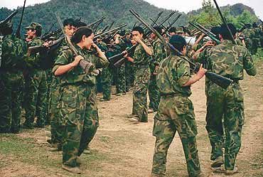impact of the maoist insurgency on the nepalese society But what could be the political and security implications of the disaster could it  benefit the himalayan country's maoist insurgents  what role can nepalese  civil society play in the reconstruction and reconciliation work.