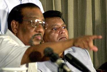 'The Prime Minister And President Of Tamil Eelam'