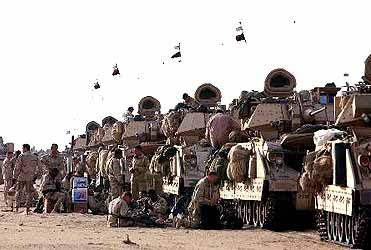 us invasion of iraq Published below is a report by james cogan to an expanded meeting of the world socialist web site about the consequences of the us-led invasion of iraq.