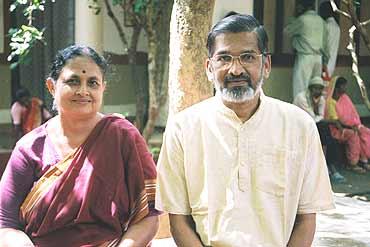 Abhay & Rani Bang