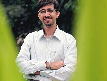 Abhijeet Virmani, 32, IIM-C