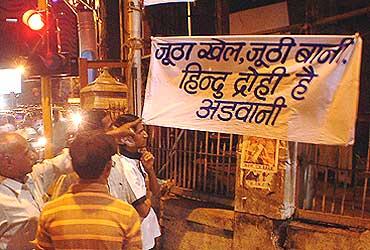 Thus Spake Advani...