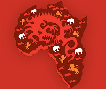 Africa, India, China: The New Game