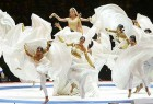 Aishwarya Rai performs at the closing ceremony of Commonwealth Games, Melbourne