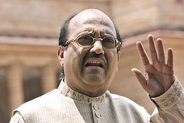The Case Against Amar Singh