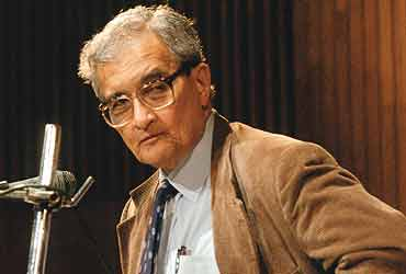 The Passion Of Amartya Sen