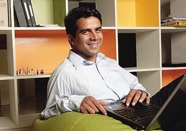 Animesh Kumar, 29, ISB